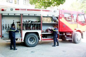 hệ thống phòng cháy chữa cháy PCCC căn hộ bình tân