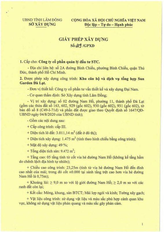 giay-phep-xay-dung-sungarden-dalat-1