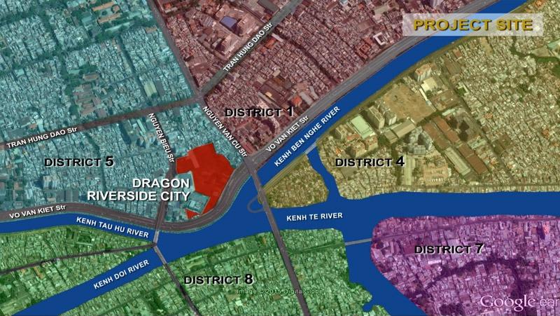 vi tri du an dragon riverside city q5