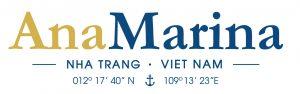 Logo ben du thuyen AnaMarina nha trang