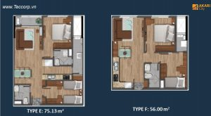 can ho akari city 75 - 56 m2