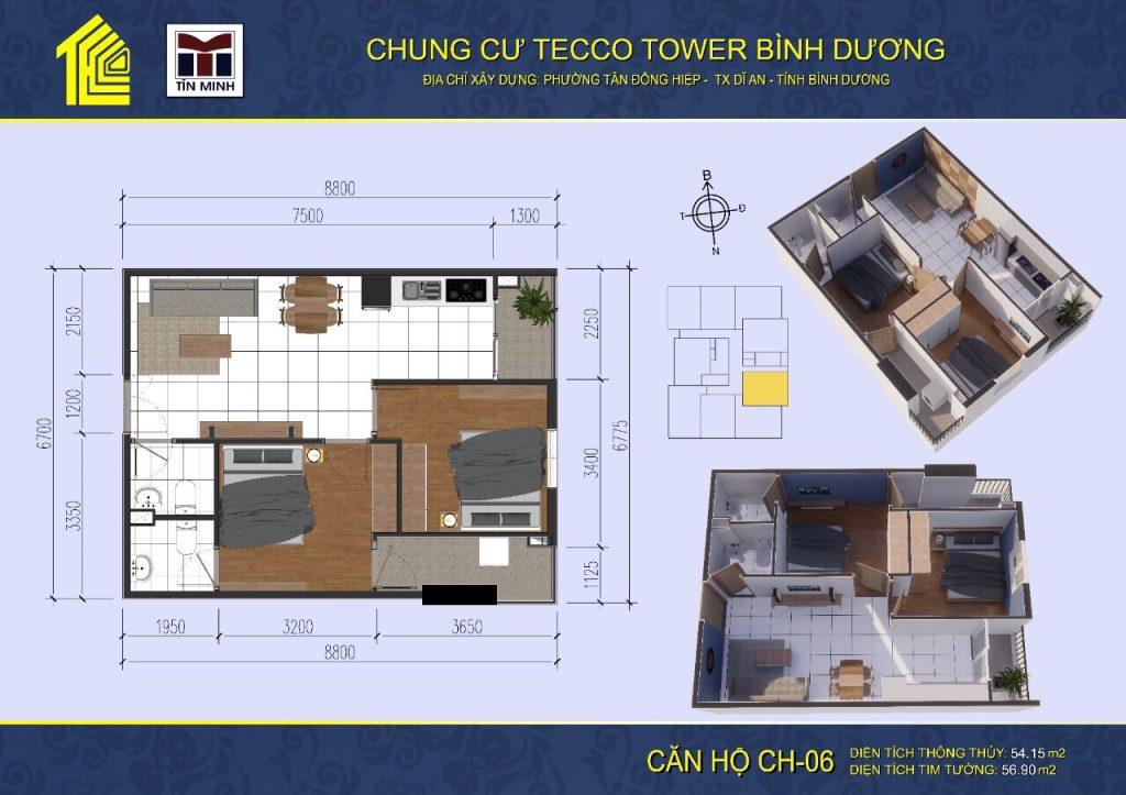 mat-bang-can-ho-CH06-Tecco-Tower-Binh-Duon
