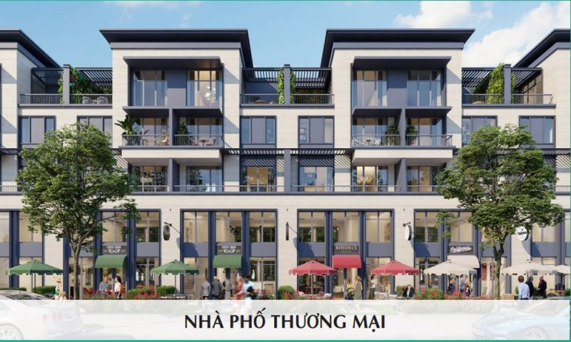 nha pho thuong mai shophouse waterpoint