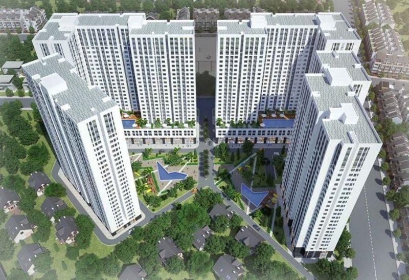 Đánh giá thiết kế xanh của căn hộ Aio City