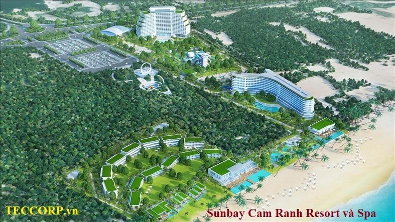 du an condotel SunBay Cam Ranh Resort Spa Crystal Bay Khanh hoa