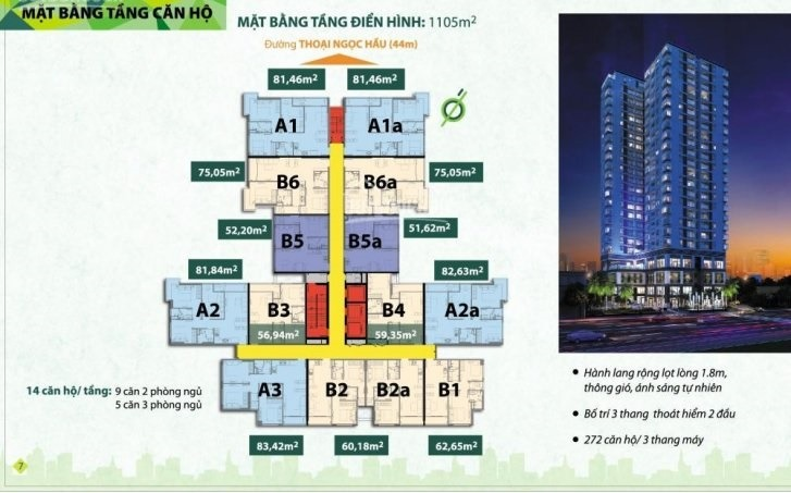mat bang can ho resgreen tower thoai ngoc hau