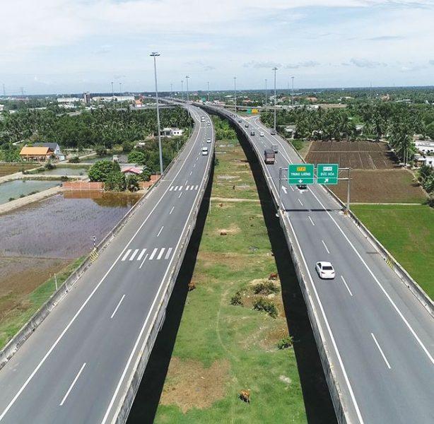 Hạ tầng giao thông Long An rất hoàn thiện