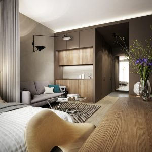 giá thiết kế nội thất chung cư tại Nha Trang giá rẻ