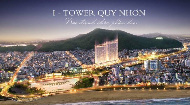 phoi canh du an i tower quy nhon 1
